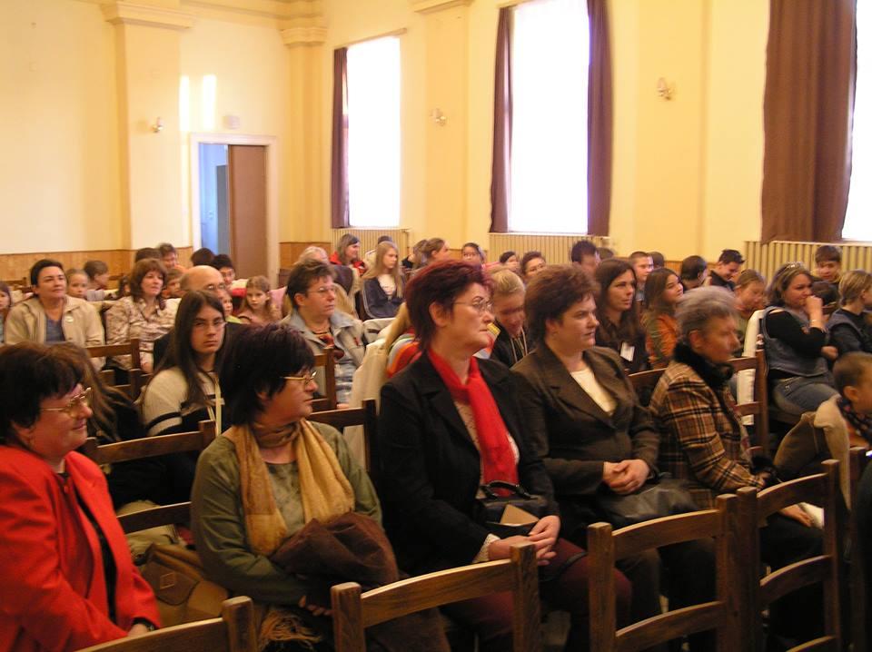 A kalocsai találkozó résztvevői, 2006