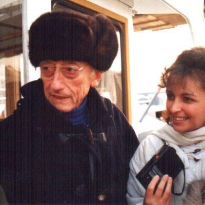 Cousteau kapitány vendégei voltunk a Duna-kutató útján