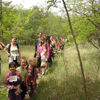 Dunaharaszti, Hétszínvirág Óvoda Zöldszíves programja, szülők bevonásával