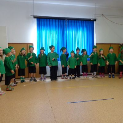 Kiskőrösi Zöld Manók csoport