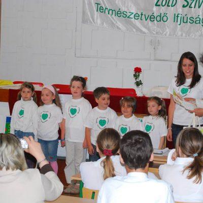 Kitüntetések átadása és diákpályázatok eredményhirdetése a Zöld Szív Napja alkalmából, Budapesten