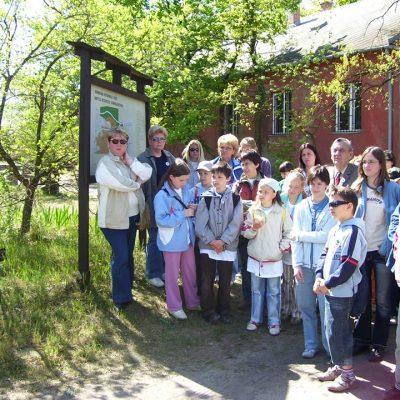 Látogatás a soroksári botanikus kertben, 2007