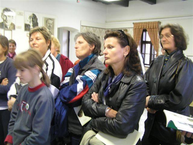 Múzeum látogatáson, Zöld Szív Országos Találkozó, 2005. Debrecen