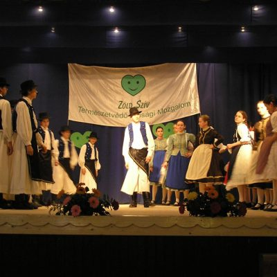 Zöld Szív Országos Találkozó, Kalocsa, 2006