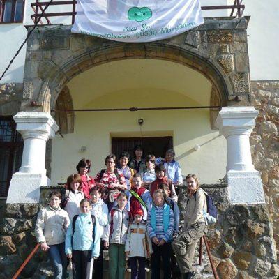 Zöld Szív Országos Találkozó, Pilisszántó, 2008 Megérkezés