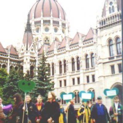 Zöldszíves Országos Találkozó, Budapest, 1999